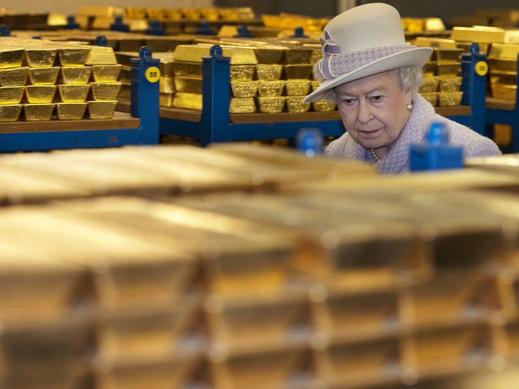 【qアノン】バチカン地下の金塊、なんと!世界GDPの4万年分・・