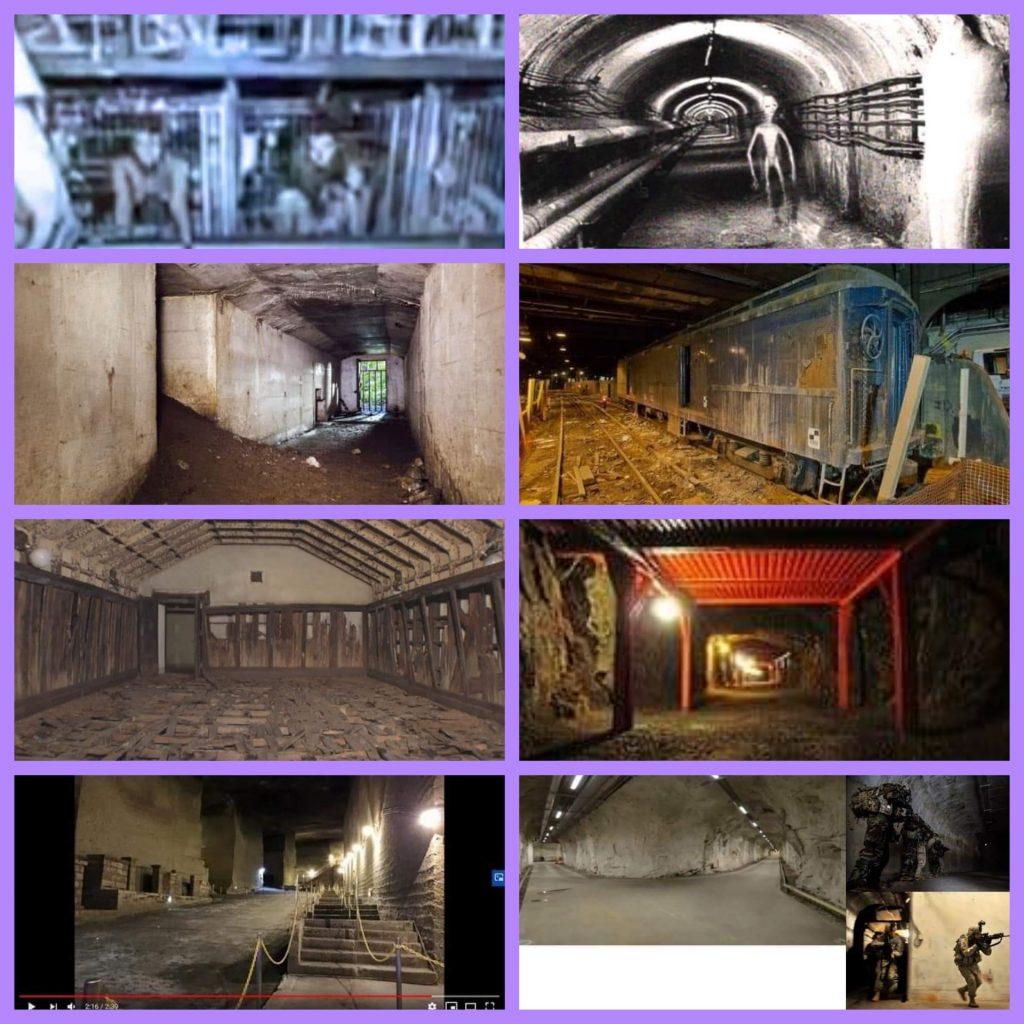 【qアノン】【キューピッド作戦】世界の地下基地からの救出劇の真実
