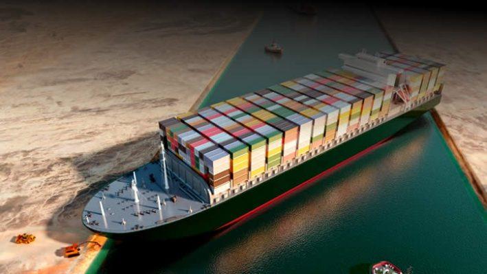 【qアノン】マイナンバーの件、とEVERGREEN全貨物船に国際令状