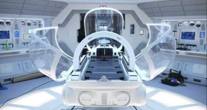【qアノン】未来のテクノロジー「メドベッド」☆輝かしい地球の到来