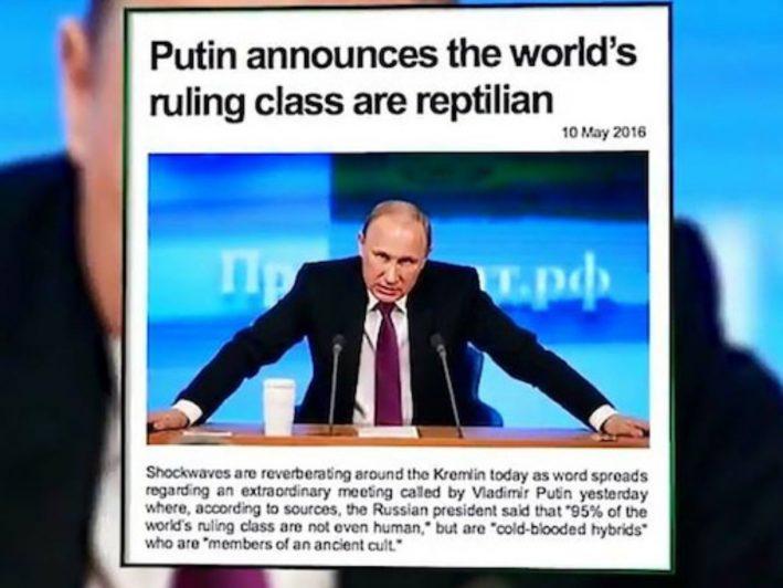 【qアノン】Pーチンがレプを認めたのは5年も前の話だった(驚)
