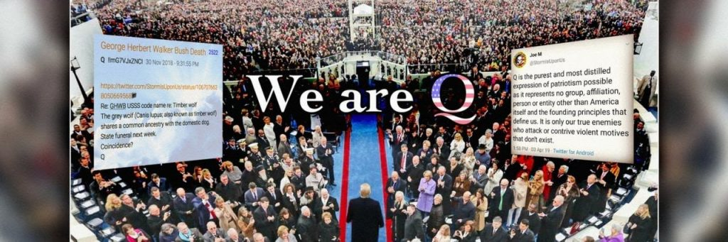 【qアノン】「世界で何が起こっているか、真実を知る時が来た」Q