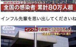 【qアノン】インフルは強かった!!政府の秘密でなく犯罪を暴露