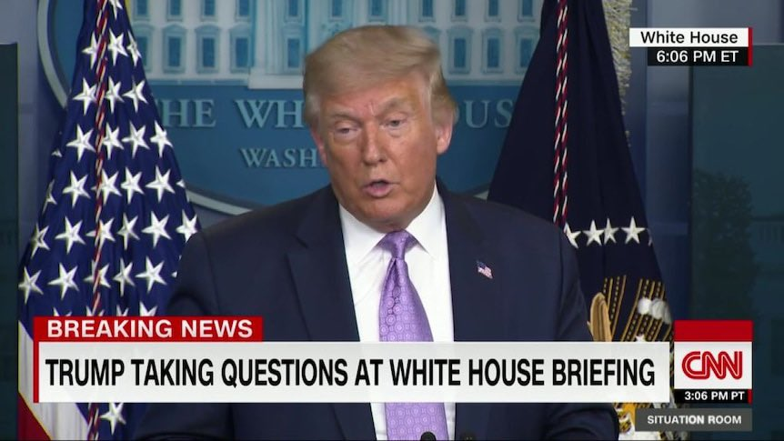 【qアノン】CNNが報じている「大統領復活」、創価学会にメスが!!