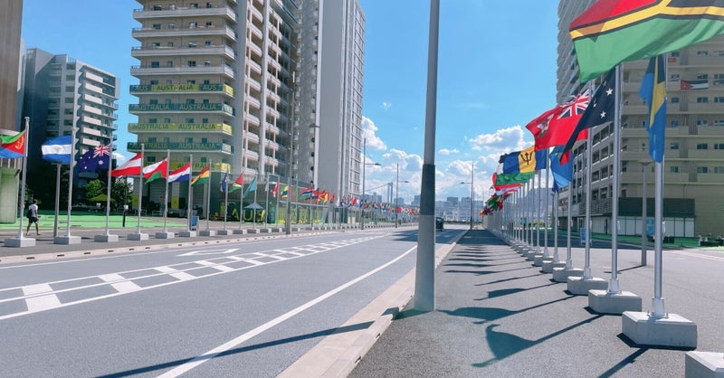 【qアノン】謎につつまれているオリンピック選手村の様子は・・