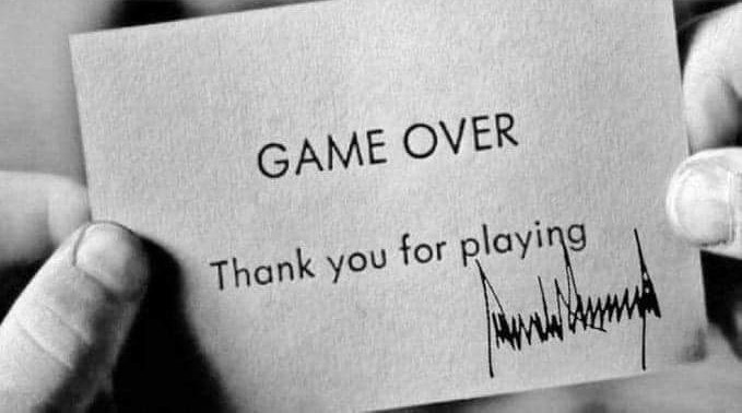 【qアノン】「緊急停止措置命令」で日夲全国関係者は「終わる」